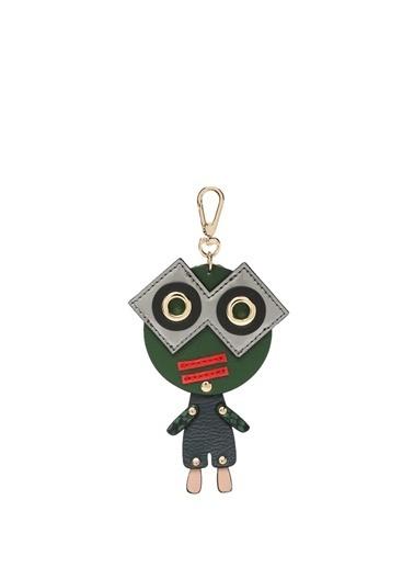 Coccinelle Anahtarlık Yeşil